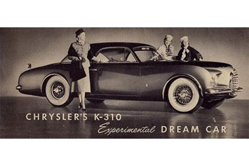 1952 Chrysler K-310