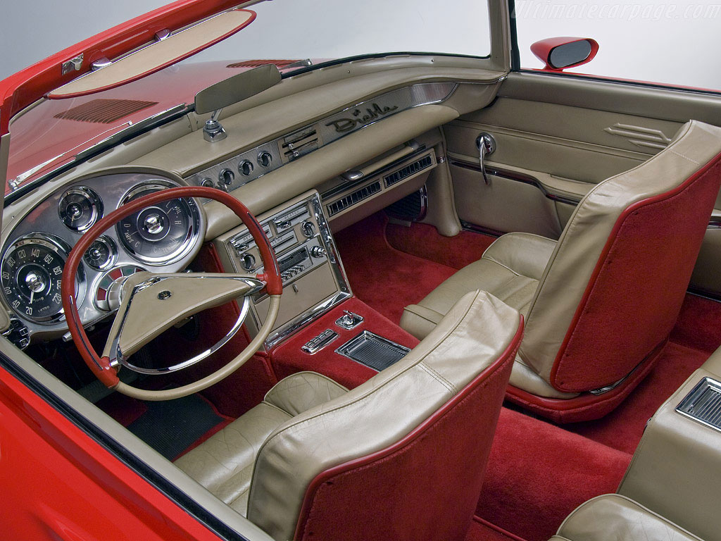 1956 chrysler imperial interior images - The Dart Remains One Of The Most Highly Prized Chrysler Ghia Concept Cars Ever Produced And Most Likely The Most Desirable American Concept Car By A Detroit