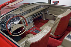 1957 Chrysler Diablo Concept Interior