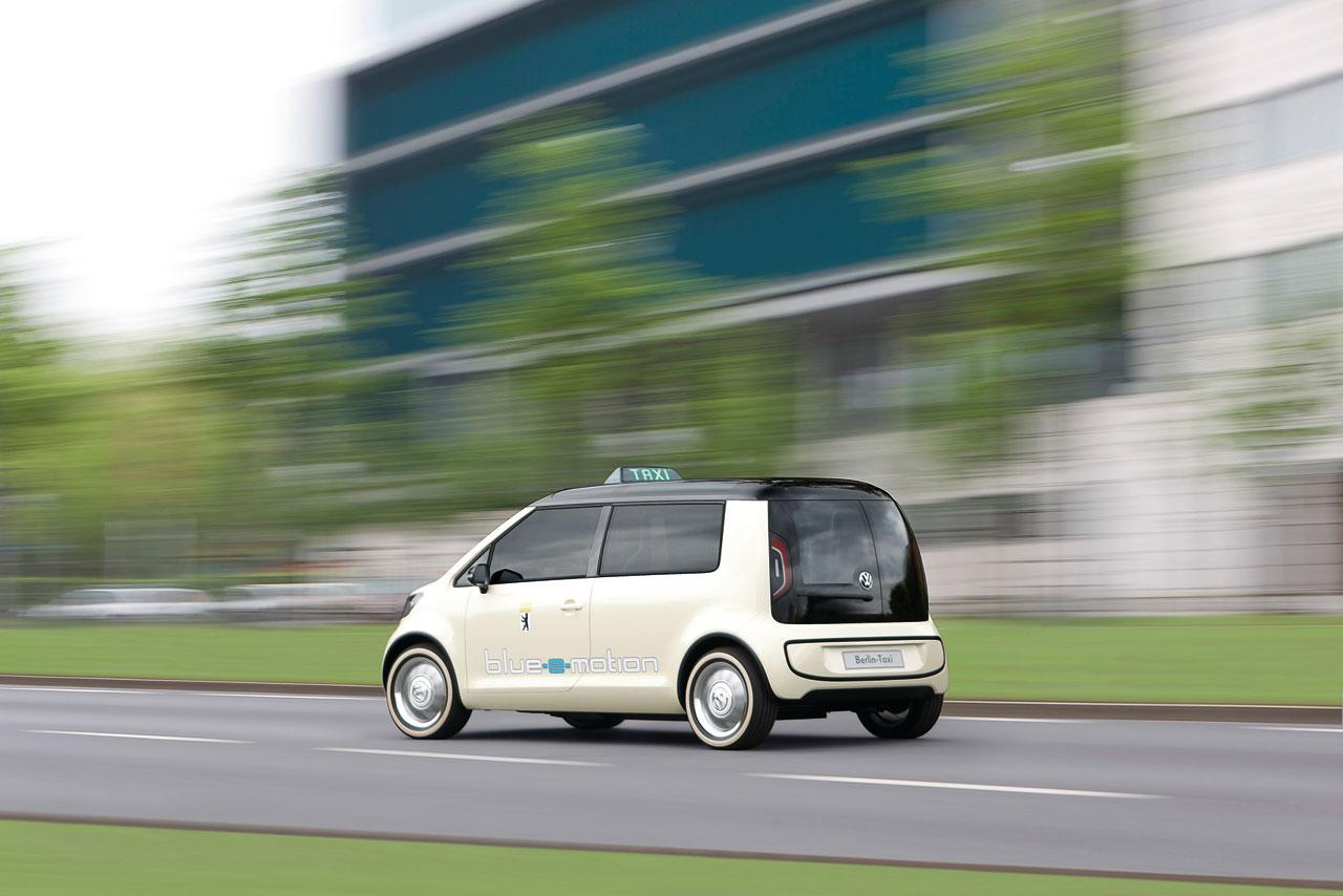 vw berlin taxi concept car body design. Black Bedroom Furniture Sets. Home Design Ideas