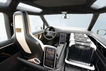 volkswagen berlin taxi concept car body design. Black Bedroom Furniture Sets. Home Design Ideas