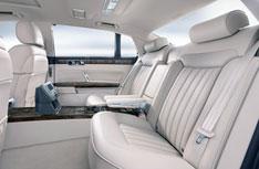 Volkswagen Phaeton Interior
