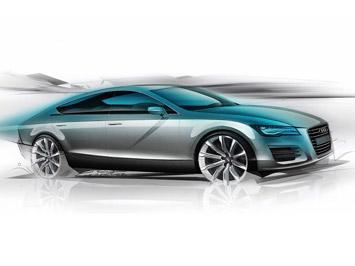 Audi A7 Sportback - Image Gallery