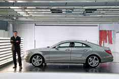 Gorden Wagener and The New Mercedes-Benz CLS