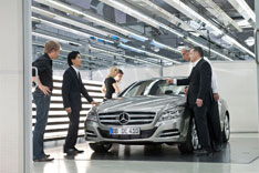 Mercedes-Benz CLS Design Evaluation