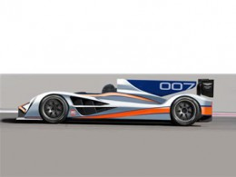Aston Martin LMP1 Design Sketch
