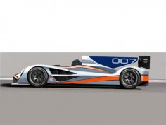 Aston Martin LMP1 Le Mans race car preview