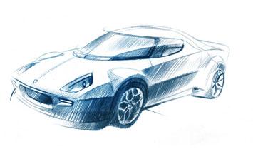 Car Design Sketches Car Tuning Car Pictures