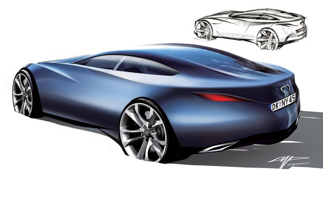 Mazda Shinari Concept - Page 22 - Car Body Design
