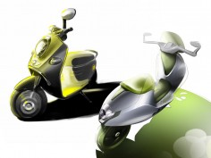 MINI and Smart E-Scooters preview