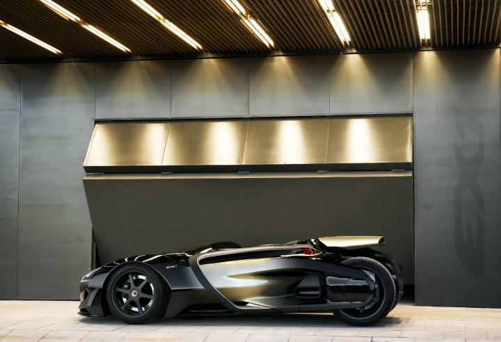 Peugeot Ex1 Concept Page 5 Car Body Design