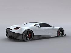 Bentley Silver Wings Concept