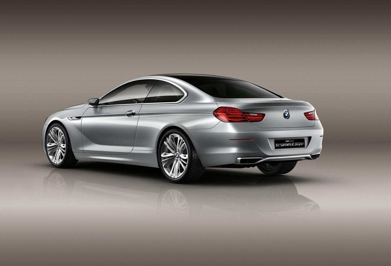 BMW 6 Series Coupe Concept - Car Body Design