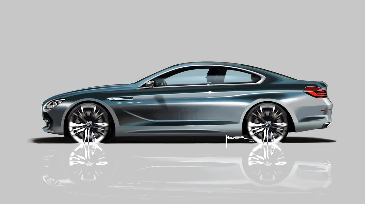 bmw 6 series coup concept design gallery. Black Bedroom Furniture Sets. Home Design Ideas