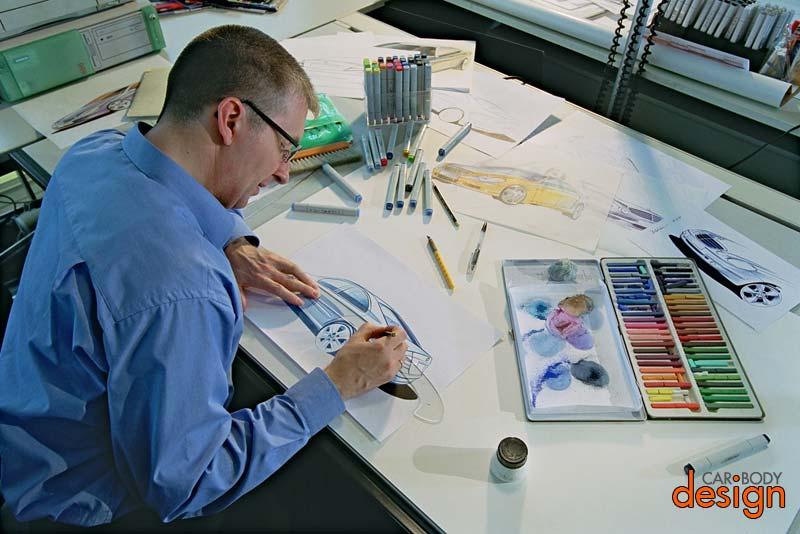Digital Technologies in Car Design: Digital drawings and ...