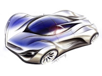 Futuristic materials to shape car of future
