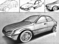 Modellization of the car design process