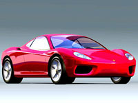 Styling the Ferrari 360 Modena