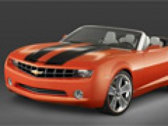 GM Designers on the Camaro Convertible Concept