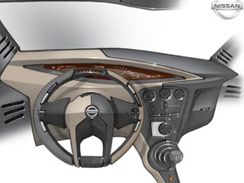 Car interior rendering tutorial - Car Body Design