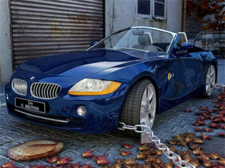 BMW Z4 Tutorial