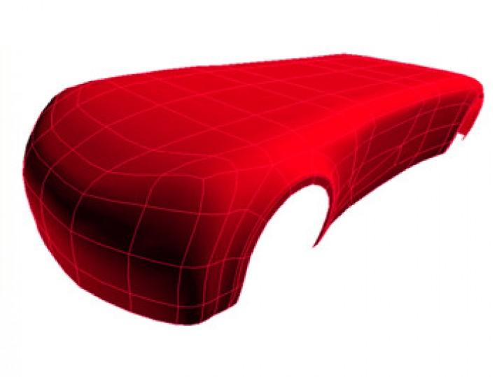 Modeling A Simple Car Car Body Design