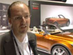 Audi Cross Cabriolet quattro: design interview