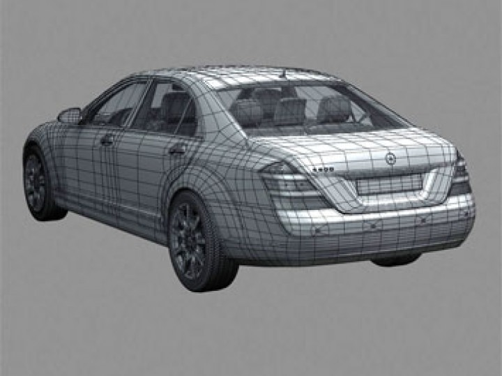 Polygon car modelling tutorial