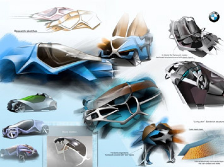 Tips On Project Presentations  Car Body Design