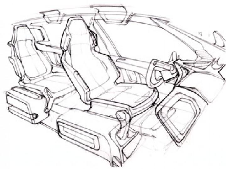 Car Interior Sketch Tips