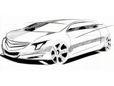 Car quick rendering