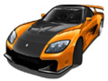 Veilside Fortune RX7 Vector Tutorial