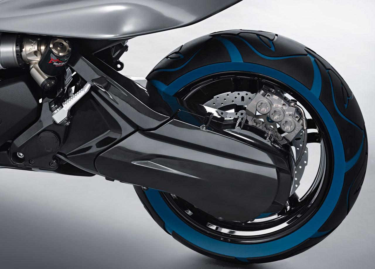 BMW Concept C Scooter - Car Body Design