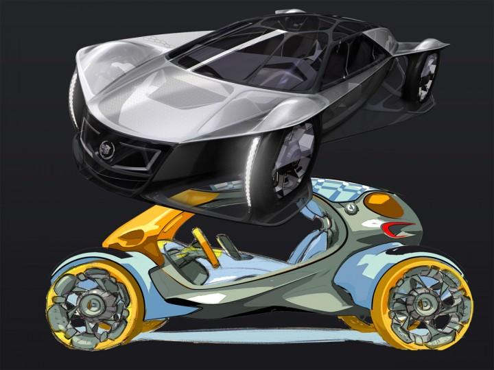 2010 Cadillac Aera Concept photo - 2