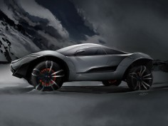IED Thesis: 2020 McLaren Off-Roader