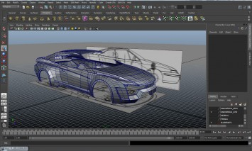 design new car