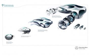 mercedes benz biome concept mercedes biome concept