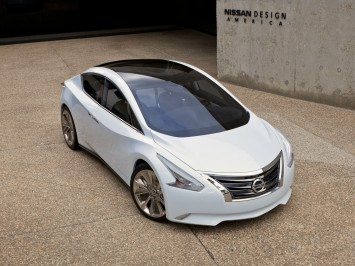 Nissan Ellure Concept - Car Design