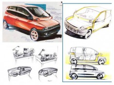 1996_Fiat_Multipla_design-sketches
