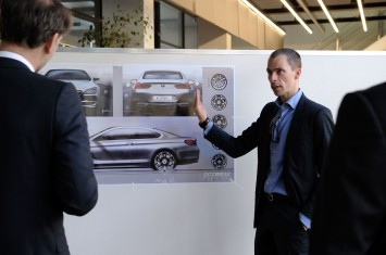 Anders Warming discusses the BMW Concept 6 Series Coupe