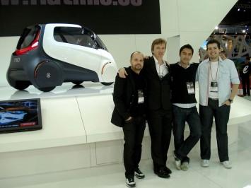 Fiat Brazil Design Team
