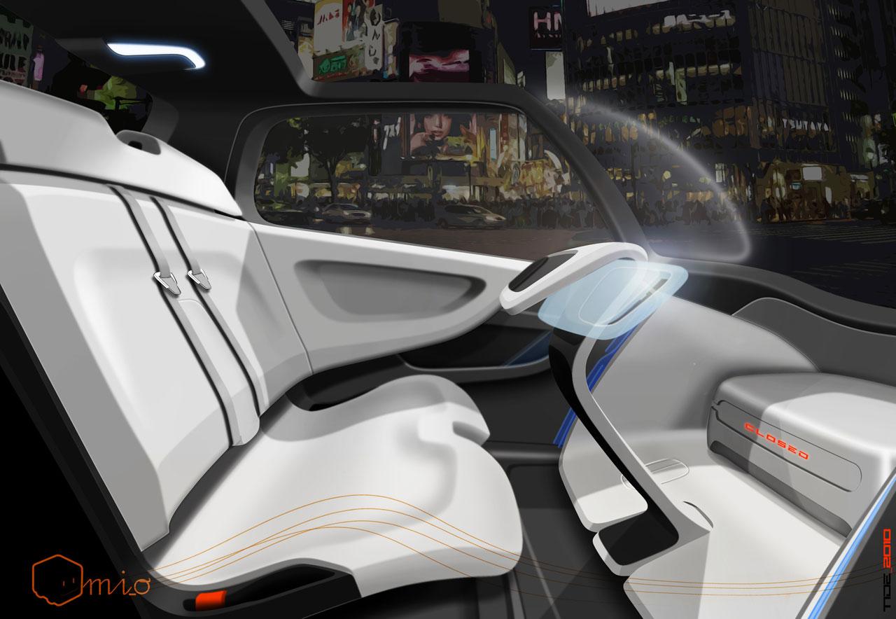 Fiat mio fcc iii concept the open source car car body for Interieur concepts