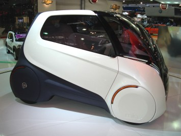 Fiat Mio FCC III Concept at Sao Paolo Motor Show
