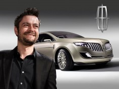 Max Wolff is new Lincoln Design Director