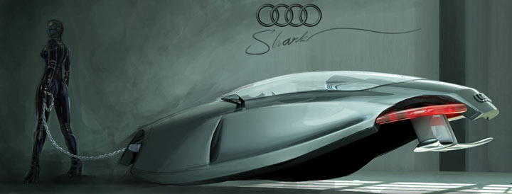 Our Future Cars Probably Look Like Space Ships The