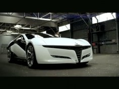 Bertone Pandion Concept: the video