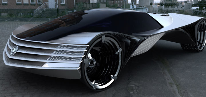 25 futuristic concept cars that will never hit the road car body design. Black Bedroom Furniture Sets. Home Design Ideas