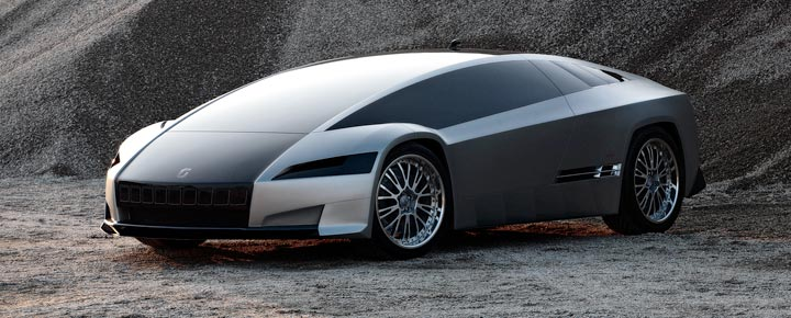 Italdesign Quaranta Concept