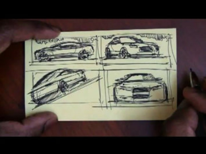 How to Use Post it Notes to Sketch: Part 2