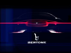 Bertone Jaguar Concept preview